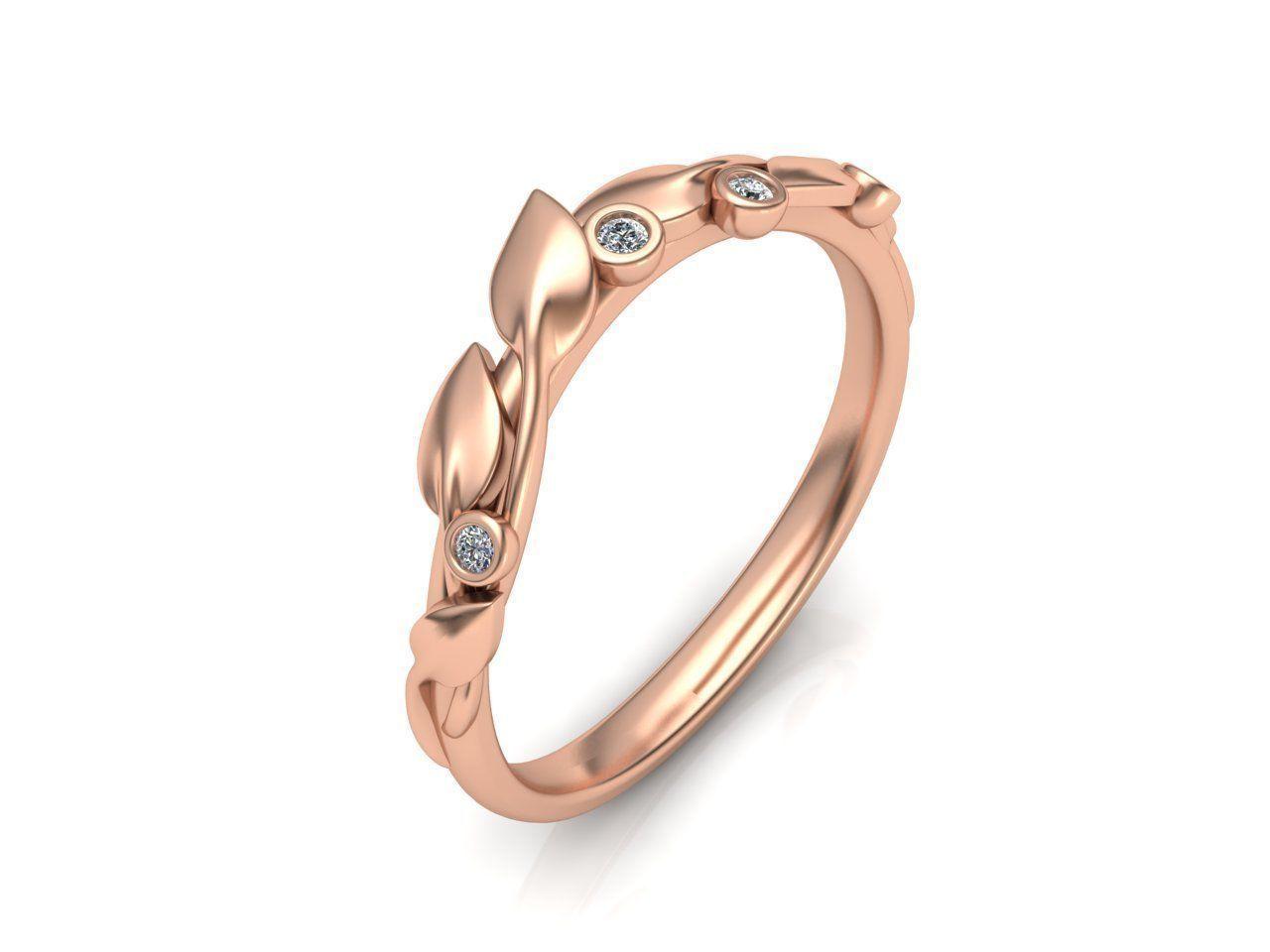 Обручальное кольцо  1073