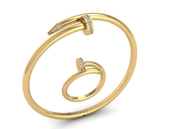 Женское кольцо 1154