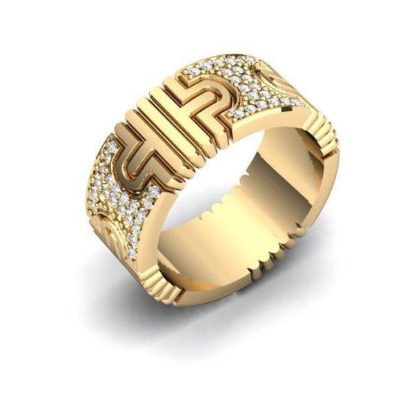 Обручальное кольцо 1200
