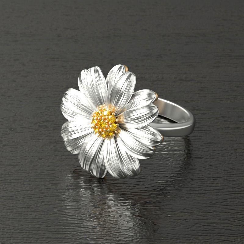 Женское кольцо 1051