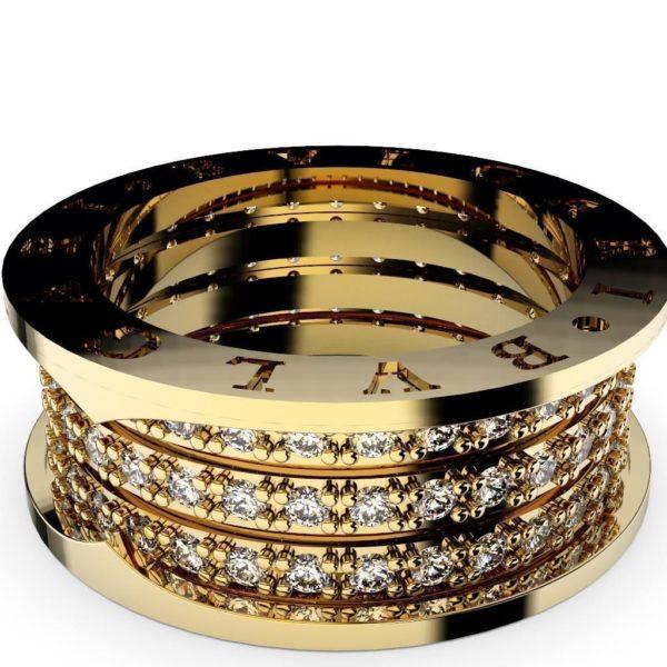 Женское кольцо 1128