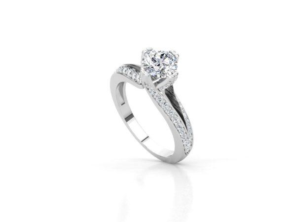 женское   кольцо 1034