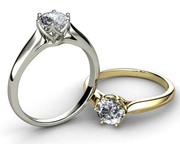 женское  кольцо  1097