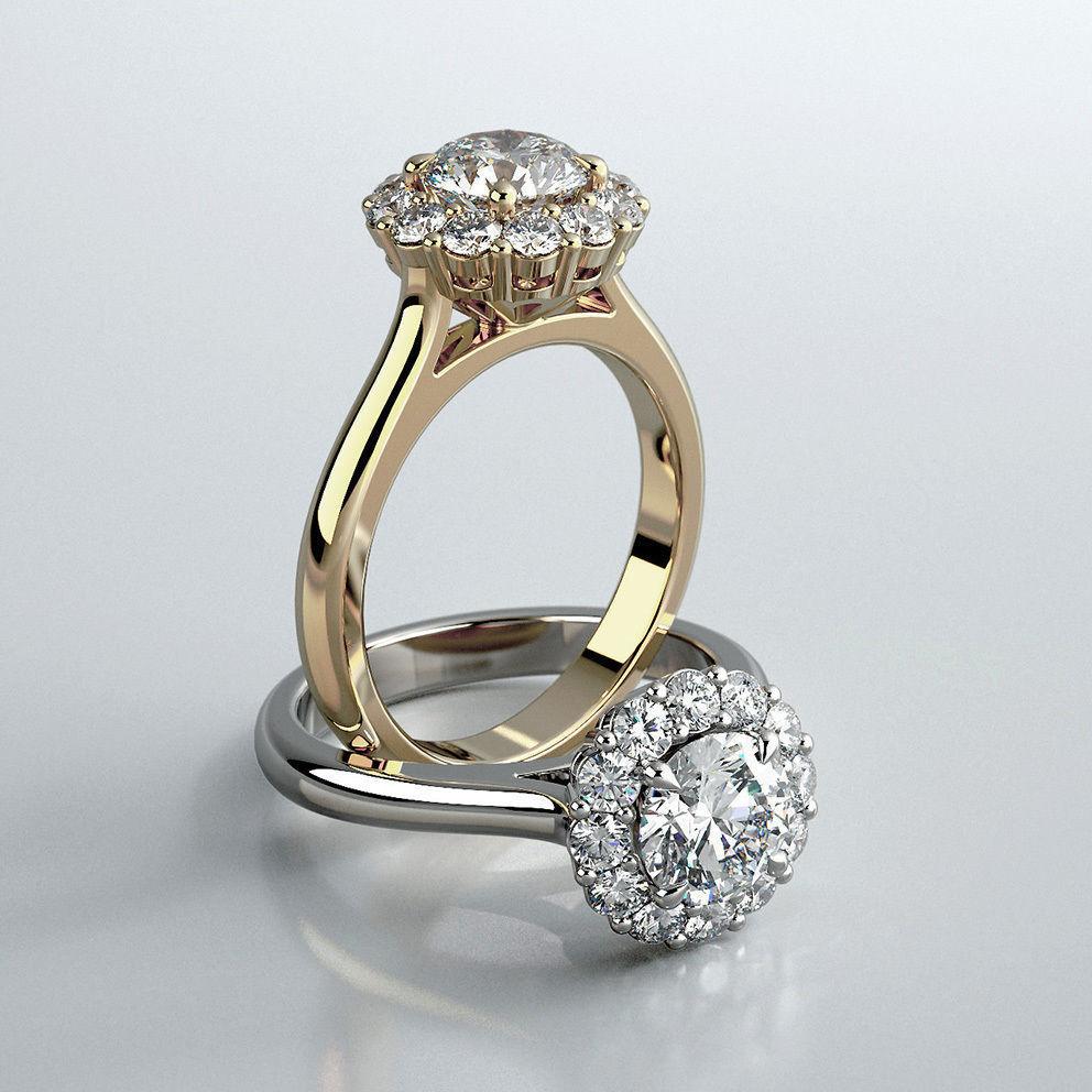 Женское   кольцо 1048