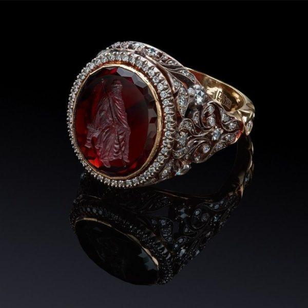 Женское кольцо 1123