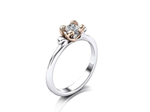 женское  кольцо  1059