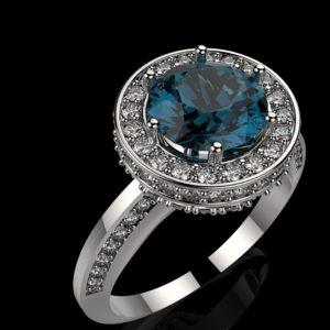 женские  кольца  1194