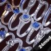 Женское кольцо 1027