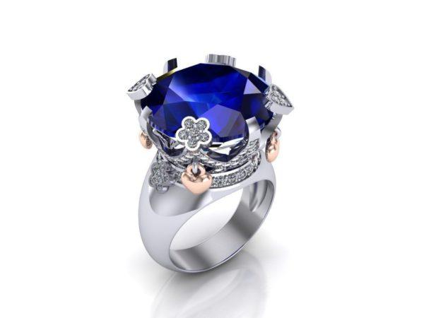 Женское кольцо 1120