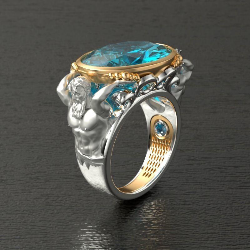 женское кольцо 1024