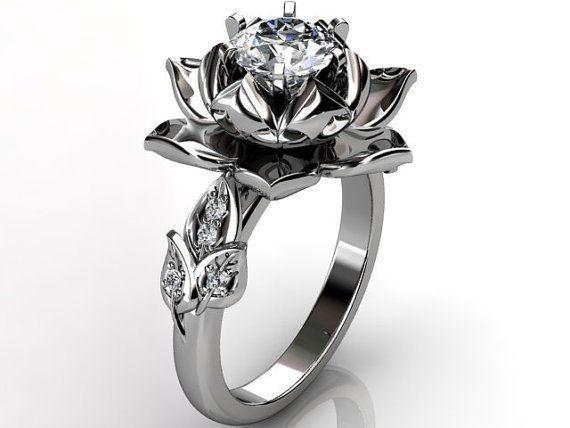Женское кольцо 1032