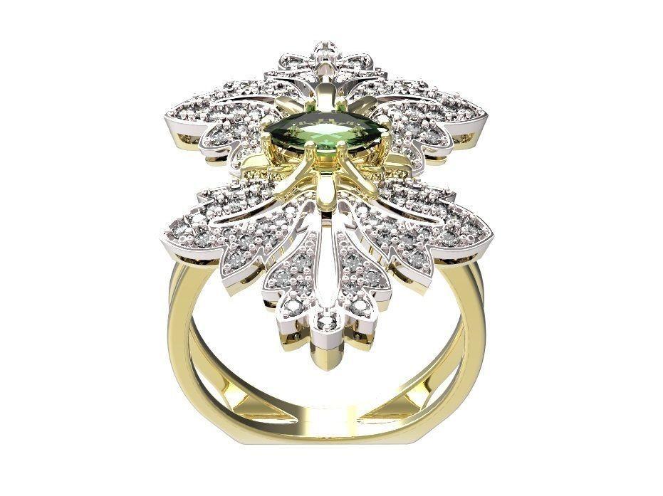 Женское кольцо 1066
