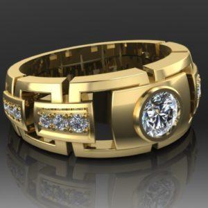 женские  кольца  1181