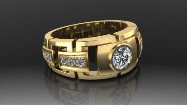 Женское кольцо 1181