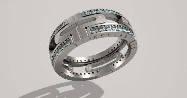 Женское кольцо 1130