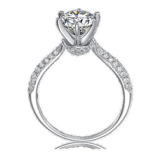 женское    кольцо 1038