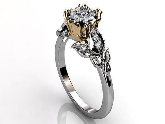 женское кольцо 1137