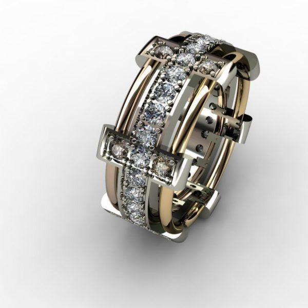 обручальные кольца 1210