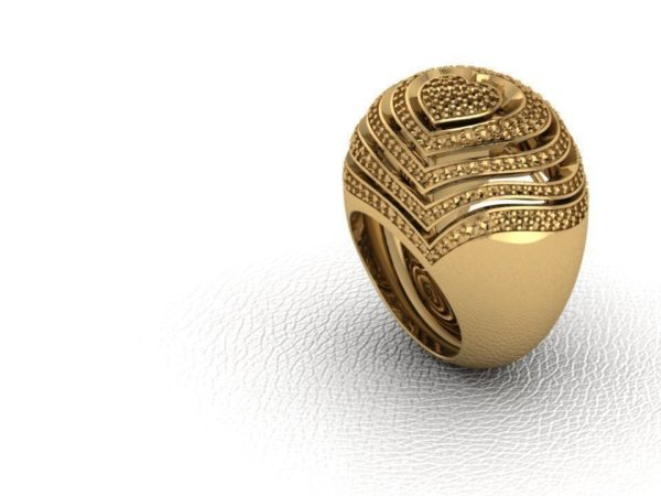 Женское кольцо 1190