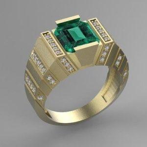 мужские  кольца  1182