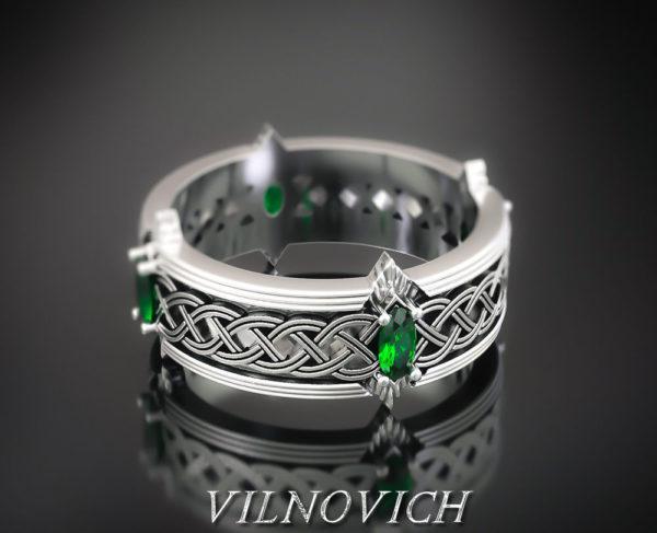 Женское кольцо 1042