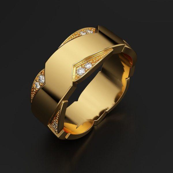 Женское кольцо 1220