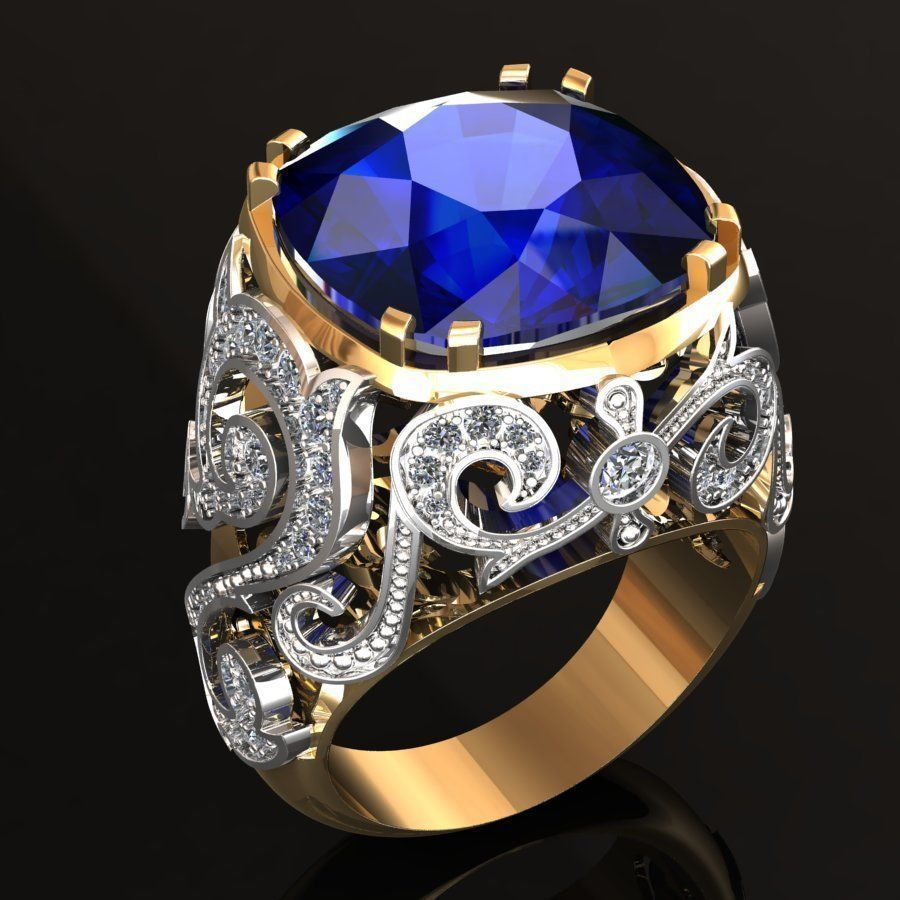 Женское кольцо 1045