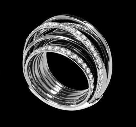 женское  кольцо  1114