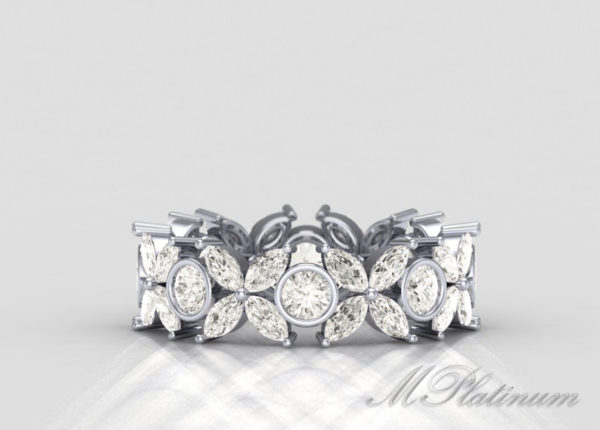женское  кольцо  1053