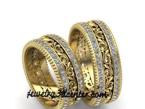 Обручальные кольца 1140