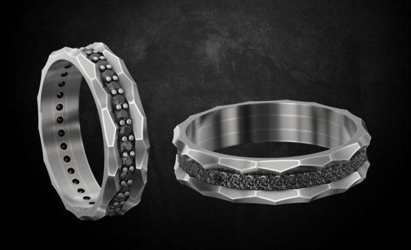 Обручальное кольцо 1172