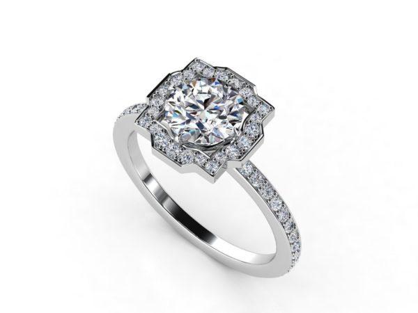 Женское кольцо 1105
