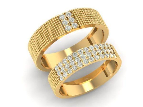 Обручальное кольцо 1346