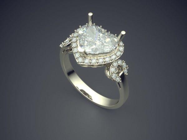 женские кольца 1412
