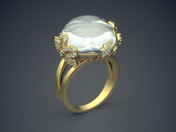 Женское кольцо 1413