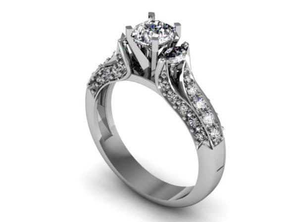 женские кольца 1325