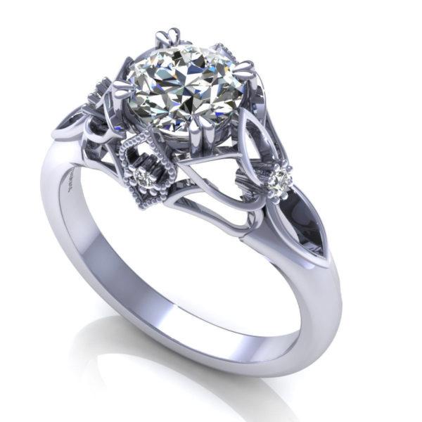 женские кольца 1349