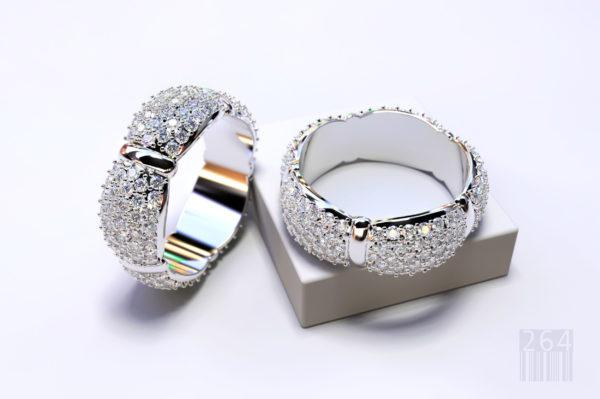Обручальные кольца 1311