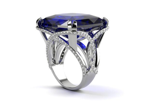 Женское кольцо 1406