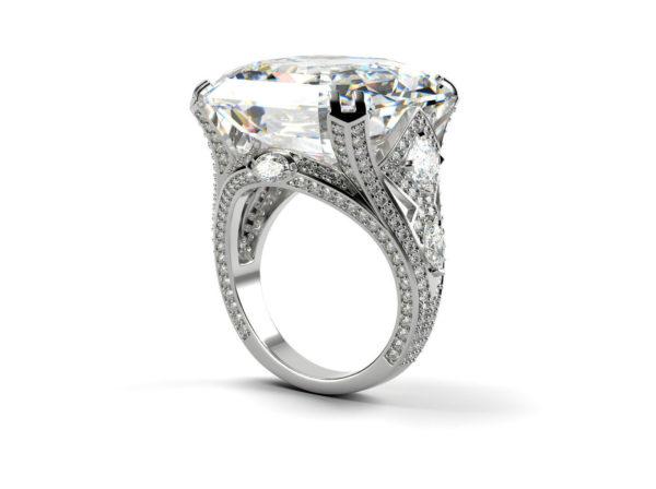 женские кольца 1366