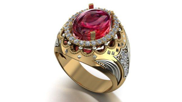 женские кольца 1289