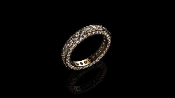 женские кольца 1410