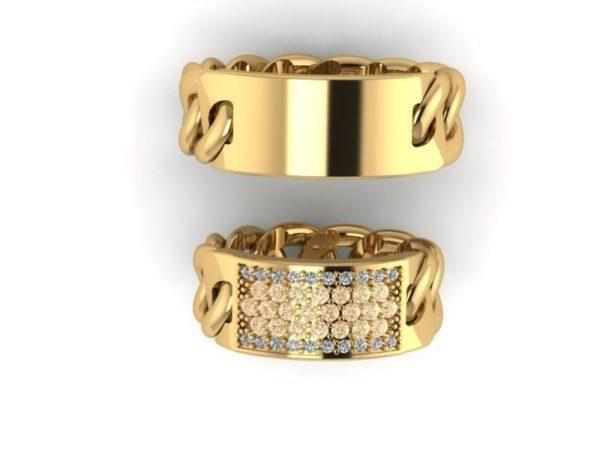 Обручальные кольца 1230