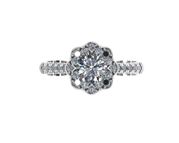 Женское кольцо 1297