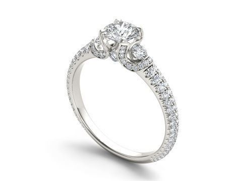 Женское кольцо 1330