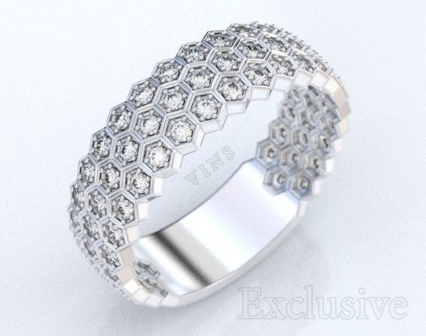 Женское кольцо 1300