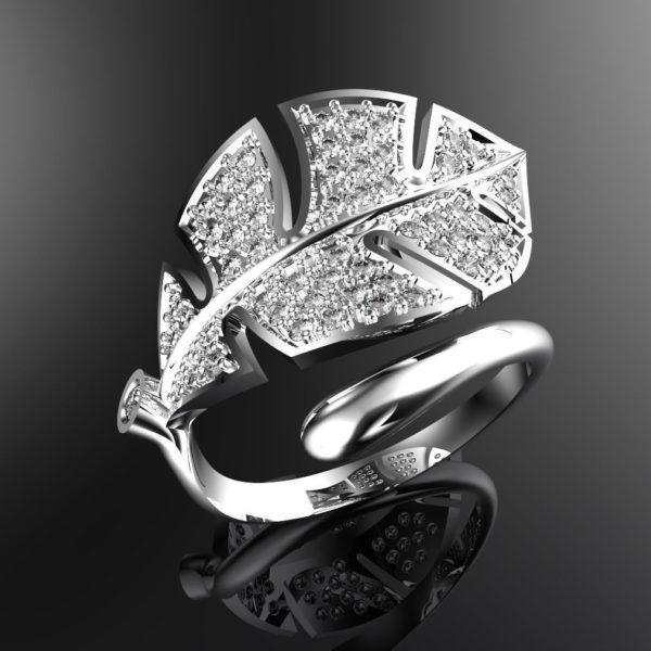 женские кольца 1416