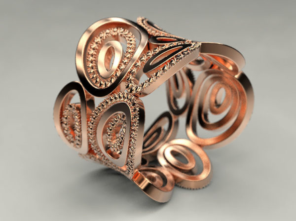 женские кольца 1244