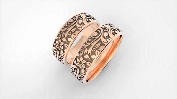 Обручальные кольца 1362