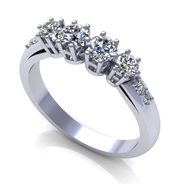 Женское кольцо 1360